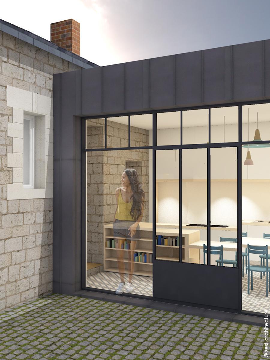 Design intérieur Archives - Zest Architecture - Céline   Jean ... e941fc897a18