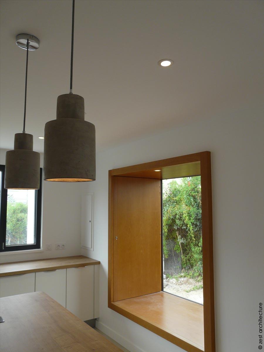 Appartements reconvertis en une maison individuelle  La Genette (17 ... 49e4a1f55e04