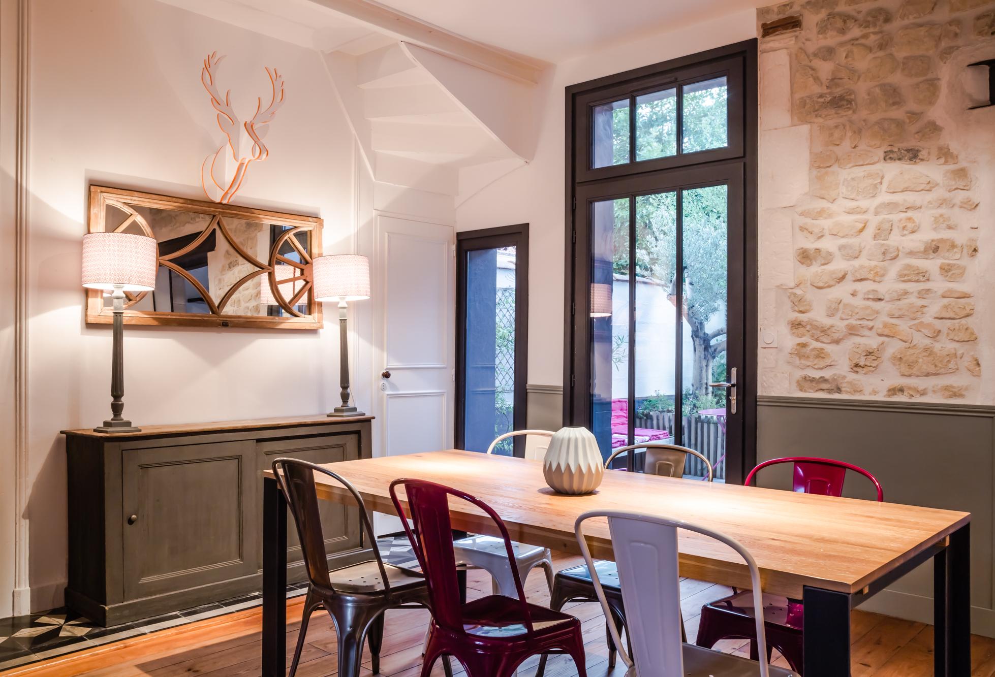 salle à manger Zest Architecture