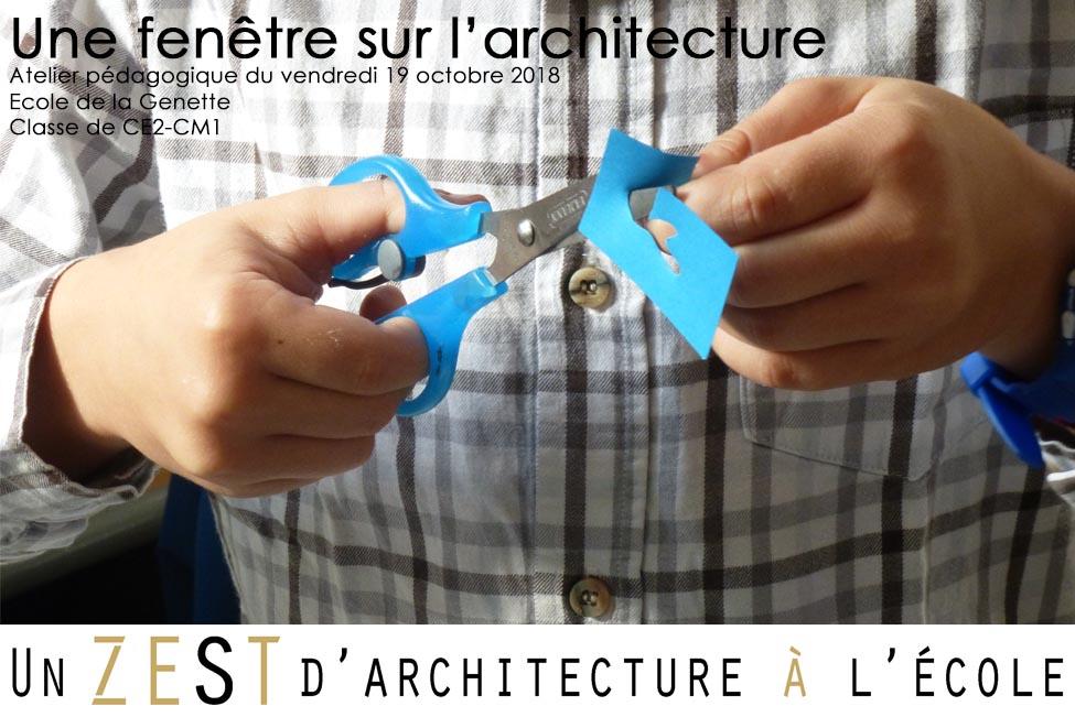 Zest Architecture La Rochelle La Genette