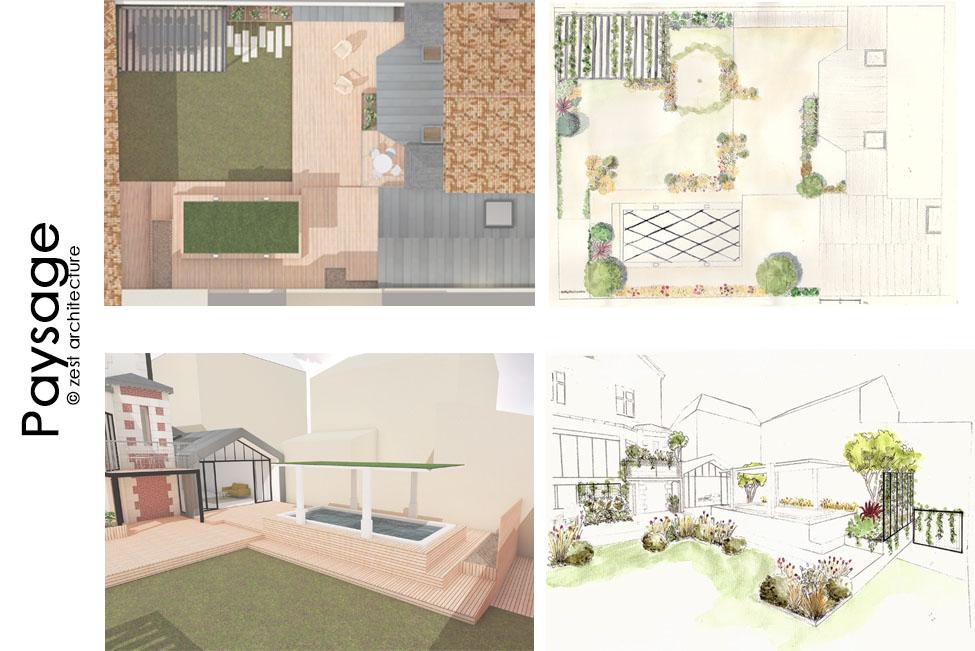 collaboration avec erell pencreac 39 h paysagiste zest architecture c line jean delaun. Black Bedroom Furniture Sets. Home Design Ideas