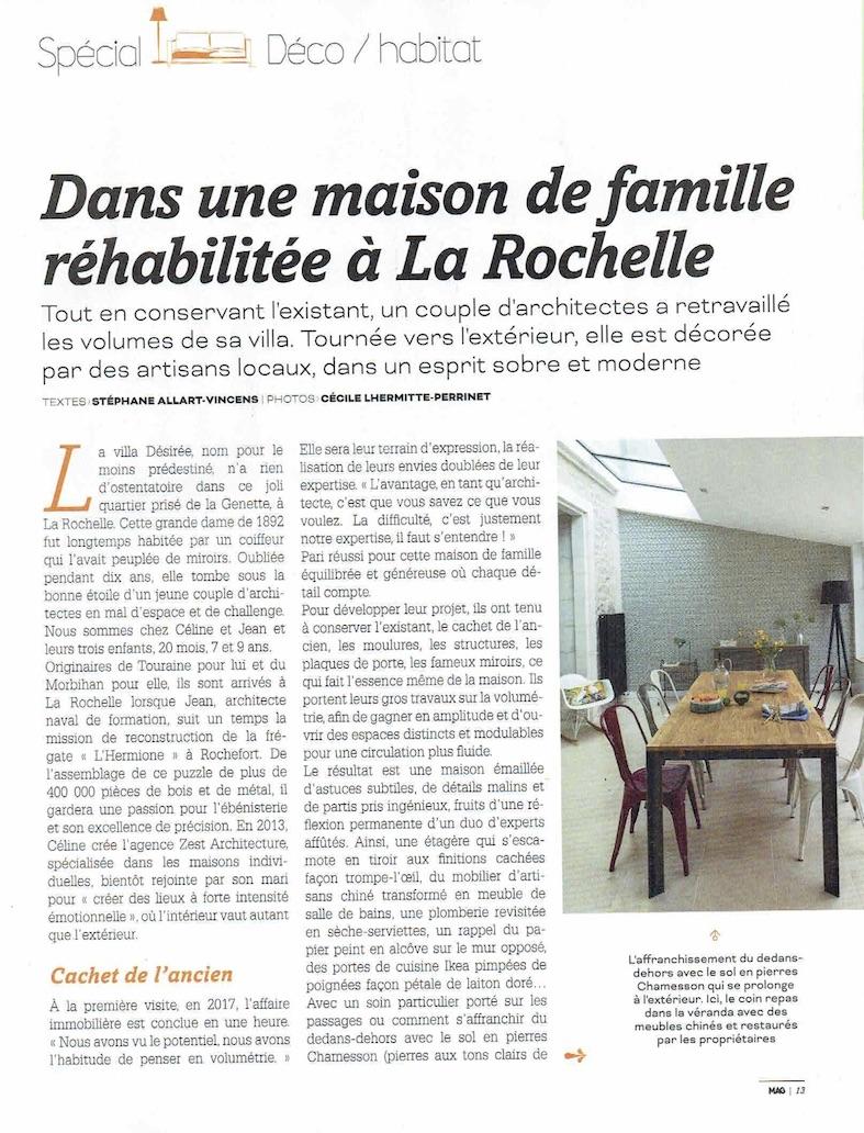 ZEST archi – Article Sud Ouest – page 3